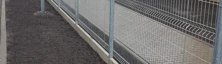 Zakończenie prac nawierzchniowych oraz ogrodzenia dla firmy Sia Abrasive