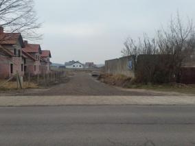 Droga tłuczniowa - Nowogard